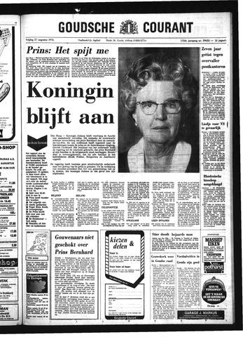 Goudsche Courant 1976-08-27