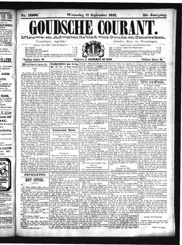 Goudsche Courant 1912-09-11