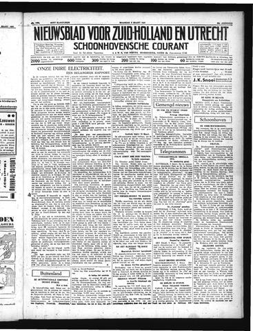 Schoonhovensche Courant 1937-03-08