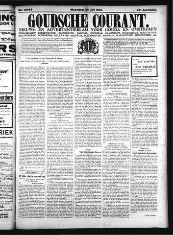 Goudsche Courant 1934-07-23