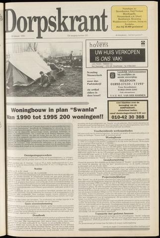 Dorpskrant 1990-02-28