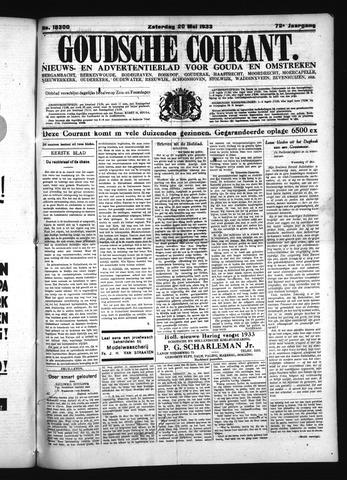 Goudsche Courant 1933-05-20
