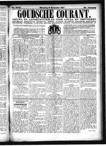Goudsche Courant 1927-12-19