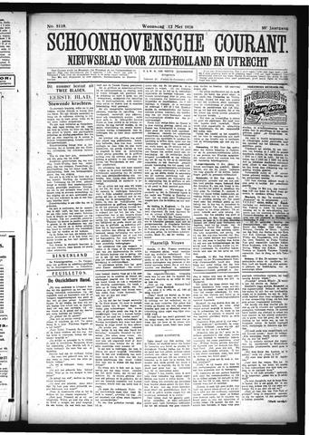 Schoonhovensche Courant 1926-05-12