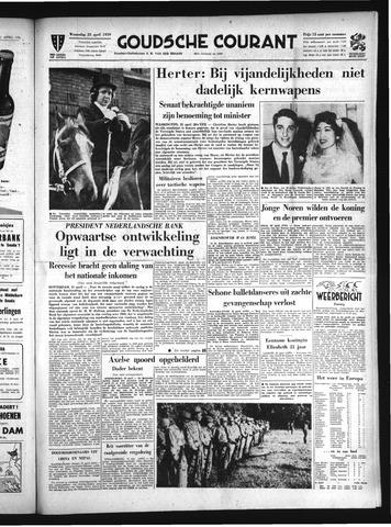 Goudsche Courant 1959-04-22