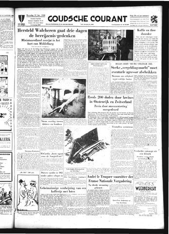 Goudsche Courant 1954-01-13
