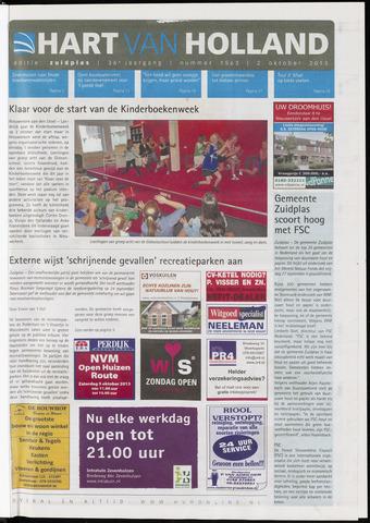 Hart van Holland - Editie Zuidplas 2013-10-02