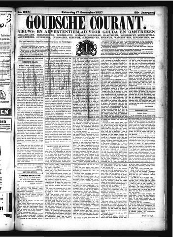 Goudsche Courant 1927-12-17