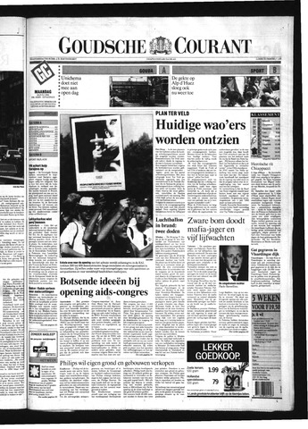 Goudsche Courant 1992-07-20