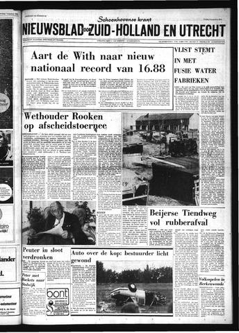 Schoonhovensche Courant 1974-08-09