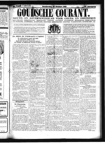 Goudsche Courant 1931-10-29