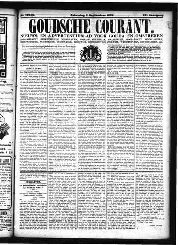Goudsche Courant 1925-09-05