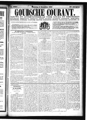 Goudsche Courant 1925-12-14