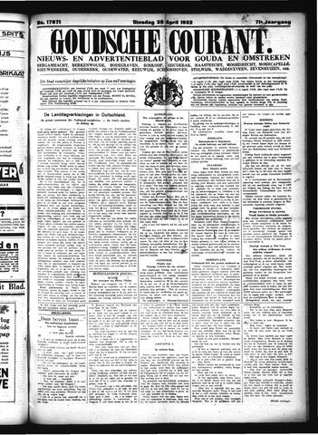 Goudsche Courant 1932-04-26