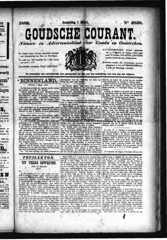Goudsche Courant 1889-03-07