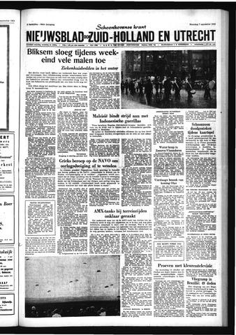 Schoonhovensche Courant 1964-09-07