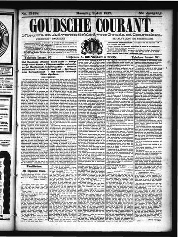 Goudsche Courant 1917-07-09
