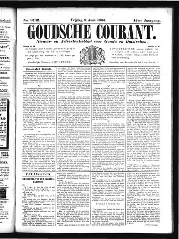 Goudsche Courant 1905-06-09