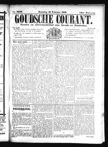 Goudsche Courant 1906-02-19