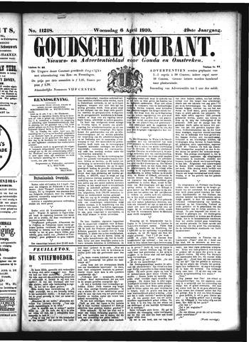 Goudsche Courant 1910-04-06