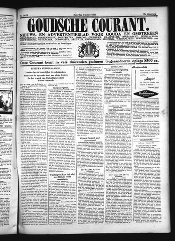 Goudsche Courant 1939-10-07