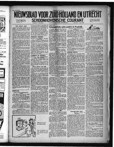 Schoonhovensche Courant 1948-03-03