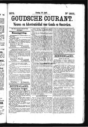 Goudsche Courant 1876-04-30