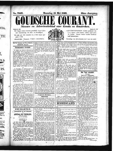 Goudsche Courant 1899-05-15
