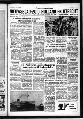 Schoonhovensche Courant 1966-05-11