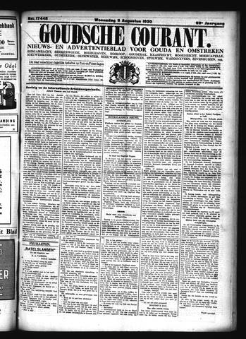 Goudsche Courant 1930-08-06