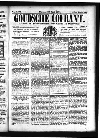 Goudsche Courant 1901-04-30