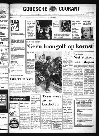 Goudsche Courant 1979-08-25
