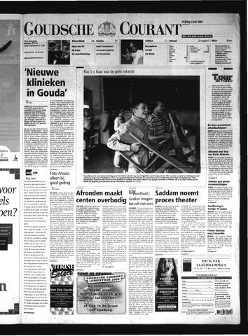 Goudsche Courant 2004-07-02