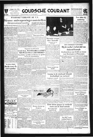 Goudsche Courant 1954-10-01