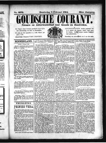 Goudsche Courant 1894-02-08