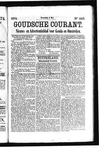 Goudsche Courant 1874-05-06