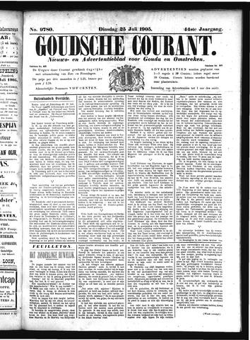 Goudsche Courant 1905-07-25