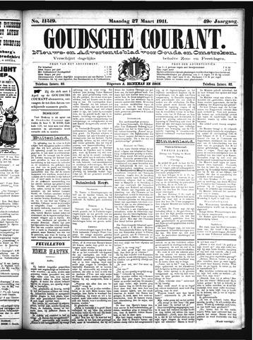 Goudsche Courant 1911-03-27