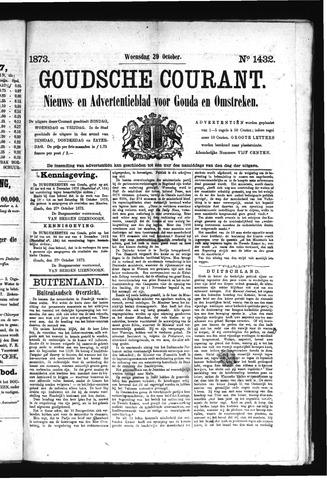 Goudsche Courant 1873-10-29