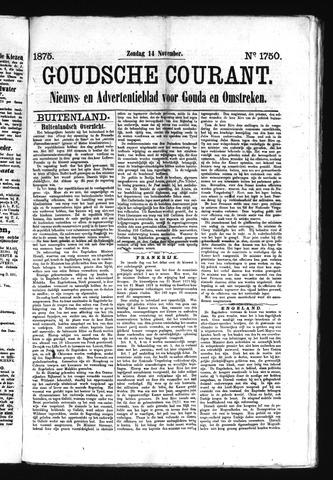 Goudsche Courant 1875-11-14