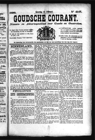 Goudsche Courant 1890-02-15