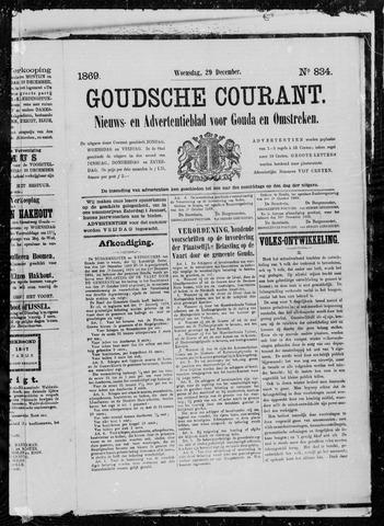 Goudsche Courant 1869-12-29