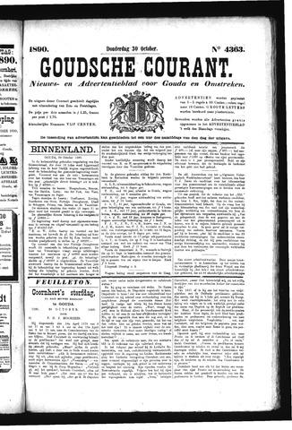 Goudsche Courant 1890-10-30