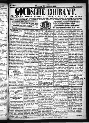 Goudsche Courant 1922-12-11