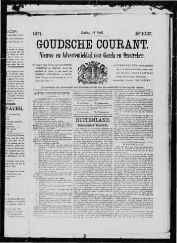 Goudsche Courant 1871-04-16