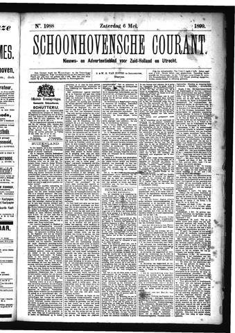 Schoonhovensche Courant 1899-05-06