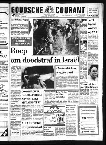 Goudsche Courant 1985-07-29