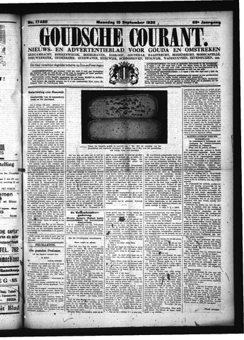 Goudsche Courant 1930-09-15