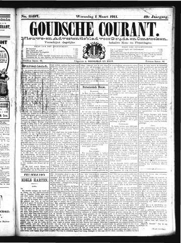 Goudsche Courant 1911-03-01