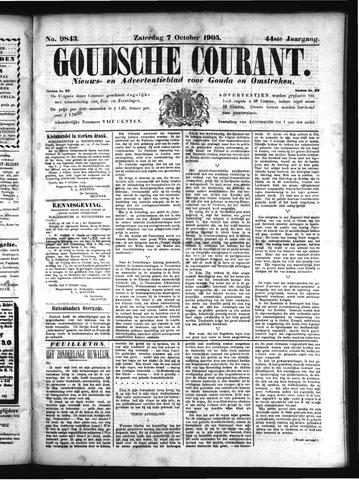 Goudsche Courant 1905-10-07